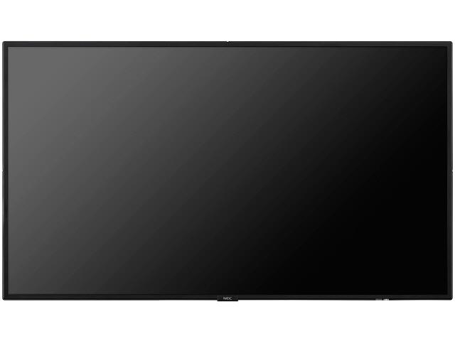 【代引不可】NEC 液晶モニタ・液晶ディスプレイ MultiSync LCD-V484 [48インチ] [モニタサイズ:48インチ モニタタイプ:ワイド 解像度(規格):フルHD(1920x1080) 入力端子:DVIx1/D-Subx1/HDMIx2/USBx1/DisplayPortx2/コンポジットx1]