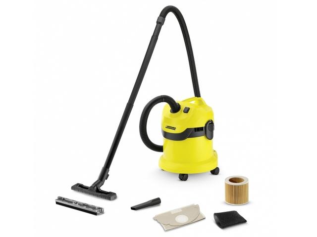 ケルヒャー 掃除機 WD 2 [タイプ:キャニスター 吸込仕事率:170W] 【】【人気】【売れ筋】【価格】