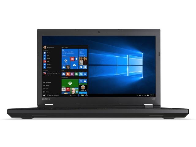 Lenovo ノートパソコン ThinkPad L570 20JQ000HJP [液晶サイズ:15.6インチ CPU:Core i5 6200U(Skylake)/2.3GHz/2コア CPUスコア:4020 ストレージ容量:HDD:500GB メモリ容量:4GB OS:Windows 7 Professional 32bit(Windows 10 Pro 64bit ダウングレード権行使)]