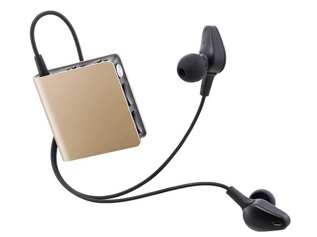 SB-WS71-MRNC/GD2 ヘッドセット ソフトバンクC&S 【売れ筋】【価格】【半端ないって】 ケーブル長さ:0.4m] GLIDiC [ゴールド] 【人気】 【】 片耳用/両耳用:両耳用 [ヘッドホンタイプ:カナル型