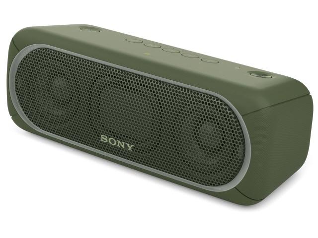 SONY Bluetoothスピーカー SRS-XB30 (G) [グリーン] [Bluetooth:○ NFC:○ 駆動時間:24時間(Bluetooth接続時)] 【】 【人気】 【売れ筋】【価格】【半端ないって】