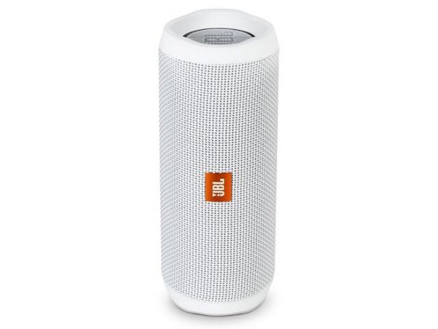 【ポイント15倍以上】 JBL Bluetoothスピーカー FLIP4 [White] [Bluetooth:○ 駆動時間:連続再生:12時間] 【要エントリー!お買い物マラソン期間限定!】