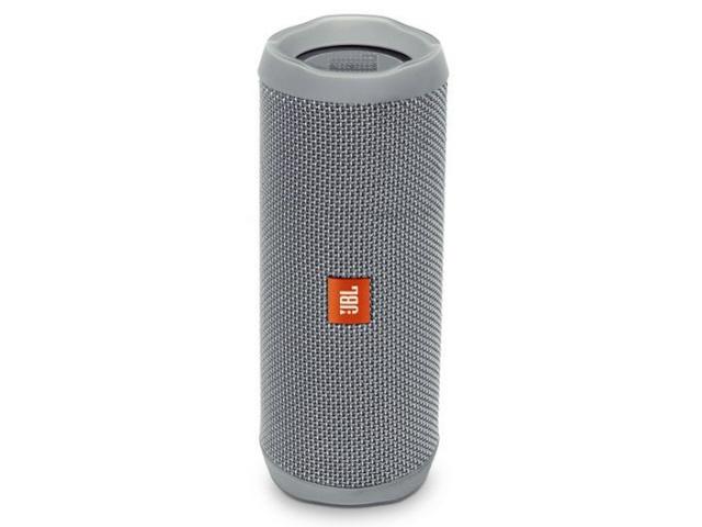 JBL Bluetoothスピーカー FLIP4 [Grey] [Bluetooth:○ 駆動時間:連続再生:12時間] 【要エントリー!お買い物マラソン期間限定!】