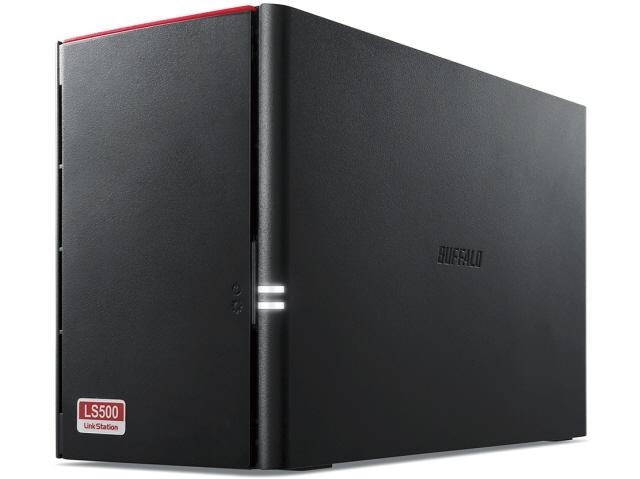 バッファロー NAS LinkStation for SOHO LS520DN0402B [ドライブベイ数:HDDx2 容量:HDD:4TB] 【】【人気】【売れ筋】【価格】