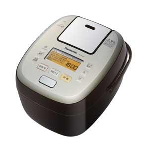 パナソニック 炊飯器 おどり炊き SR-PA187-T [ブラウン] 【】 【人気】 【売れ筋】【価格】