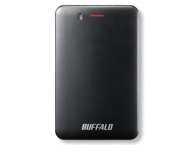 バッファロー SSD SSD-PM120U3A-B [ブラック] [容量:120GB インターフェイス:USB] 【】 【人気】 【売れ筋】【価格】【半端ないって】
