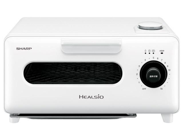 シャープ トースター ヘルシオ グリエ AX-H1-W [ホワイト系] [タイプ:オーブン 同時トースト数:2枚] 【】 【人気】 【売れ筋】【価格】