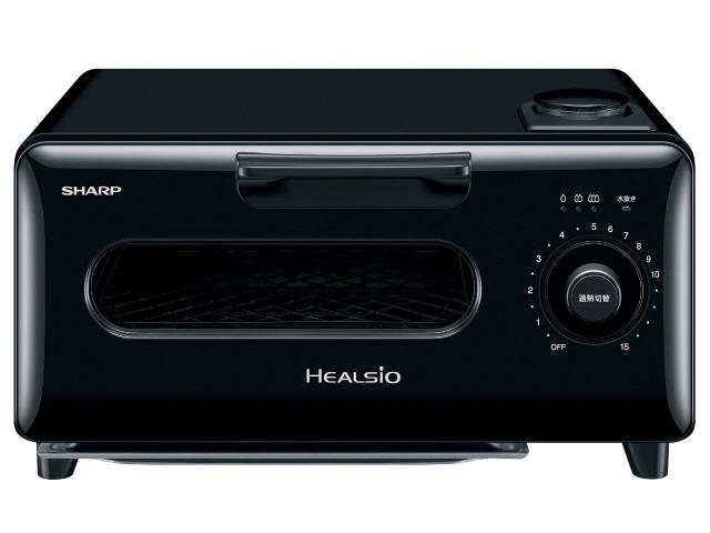 シャープ トースター ヘルシオ グリエ AX-H1-B [ブラック系] [タイプ:オーブン 同時トースト数:2枚] 【】 【人気】 【売れ筋】【価格】【半端ないって】