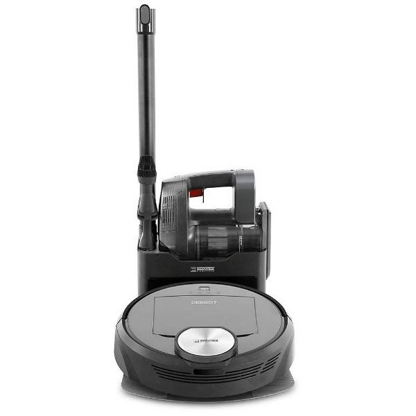エコバックス 掃除機 DEEBOT DR98 [タイプ:ロボット/スティック/ハンディ 集じん容積:0.4L] 【】 【人気】 【売れ筋】【価格】