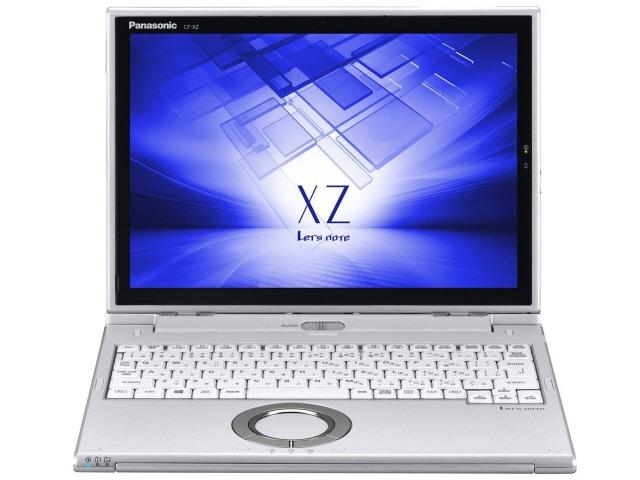 パナソニック ノートパソコン Let's note XZ6 CF-XZ6BFYQR SIMフリー [OS種類:Windows 10 Pro 64bit 画面サイズ:12インチ CPU:Core i5 7200U/2.5GHz 記憶容量:256GB] 【】 【人気】 【売れ筋】【価格】【半端ないって】
