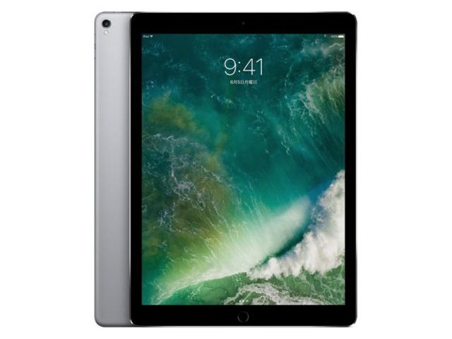 APPLE タブレットPC(端末)・PDA iPad Pro 12.9インチ Wi-Fi 256GB MP6G2J/A [スペースグレイ] [OS種類:iOS 10 画面サイズ:12.9インチ CPU:Apple A10X 記憶容量:256GB] 【】【人気】【売れ筋】【価格】
