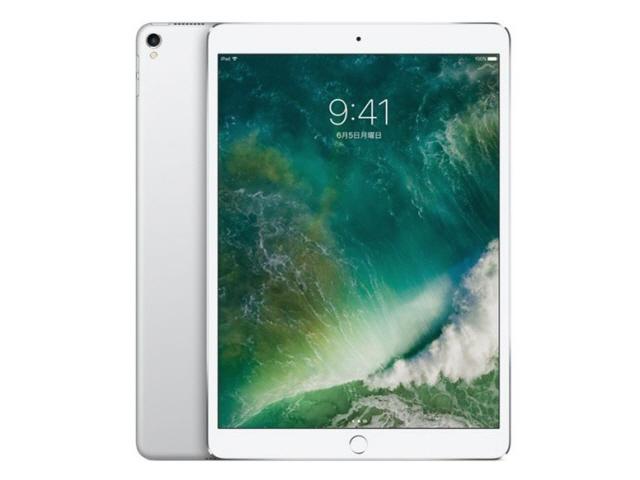 APPLE タブレットPC(端末)・PDA iPad Pro 10.5インチ Wi-Fi 512GB MPGJ2J/A [シルバー] [OS種類:iOS 10 画面サイズ:10.5インチ CPU:Apple A10X 記憶容量:512GB] 【エントリーでポイント10倍以上!SS期間中】