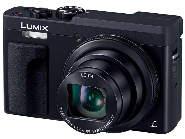 【キャッシュレス 5% 還元】 パナソニック デジタルカメラ LUMIX DC-TZ90-K [ブラック] [画素数:2110万画素(総画素)/2030万画素(有効画素) 光学ズーム:30倍 撮影枚数:380枚] 【】 【人気】 【売れ筋】【価格】