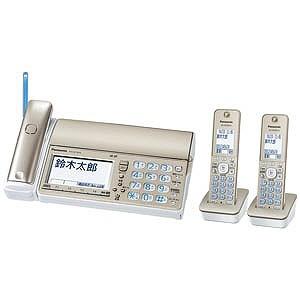 パナソニック 電話機 おたっくす KX-PZ710DW-N [シャンパンゴールド] [親機質量:2500g スキャナタイプ:本体 その他機能:コピー機能/ペーパーレス機能/SDメモリーカード対応/DECT準拠方式 電話機能:○] 【】 【人気】 【売れ筋】【価格】