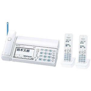【ポイント5倍以上!最大3,000円OFFクーポン!9日~16日】 パナソニック 電話機 おたっくす KX-PZ710DW-W [ホワイト] [親機質量:2500g スキャナタイプ:本体 その他機能:コピー機能/ペーパーレス機能/SDメモリーカード対応/DECT準拠方式 電話機能:○]