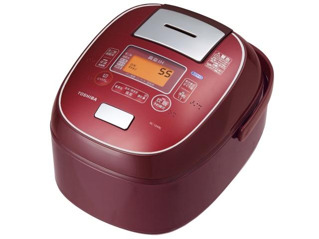 東芝 炊飯器 真空IH RC-10VRL(RS) [ディープレッド] 【】 【人気】 【売れ筋】【価格】