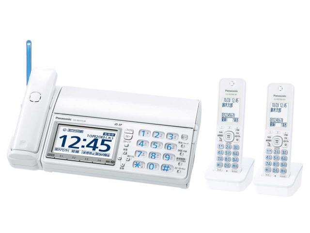 【キャッシュレス 5% 還元】 パナソニック 電話機 おたっくす KX-PD715DW-W [ホワイト] [親機質量:2500g スキャナタイプ:本体 その他機能:コピー機能/ペーパーレス機能/SDメモリーカード対応/DECT準拠方式 電話機能:○] 【】 【人気】 【売れ筋】【価格】