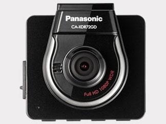 パナソニック ドライブレコーダー CA-XDR72GD [本体タイプ:一体型 画素数(フロント):記録解像度:408万画素] 【】 【人気】 【売れ筋】【価格】