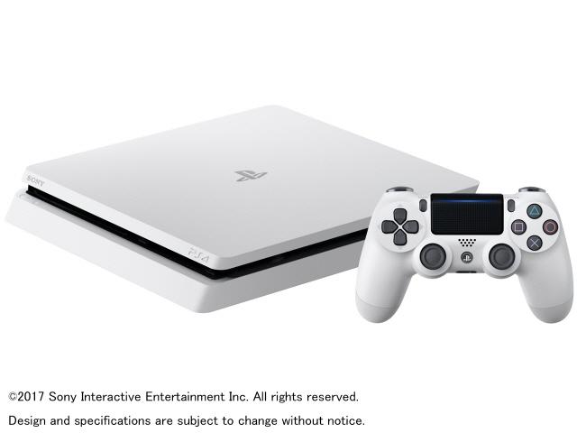 SONY ゲーム機 プレイステーション4 HDD 500GB グレイシャー・ホワイト CUH-2100AB02 【】 【人気】 【売れ筋】【価格】【半端ないって】