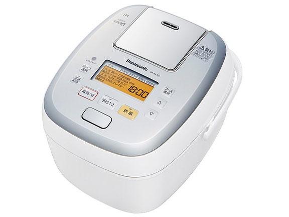 パナソニック 炊飯器 おどり炊き SR-PA107-W [ホワイト] 【】 【人気】 【売れ筋】【価格】【半端ないって】