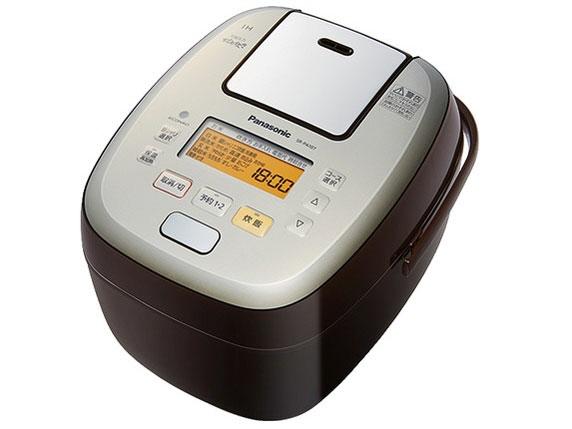 パナソニック 炊飯器 おどり炊き SR-PA107-T [ブラウン] 【】 【人気】 【売れ筋】【価格】【半端ないって】