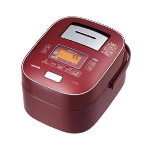 東芝 炊飯器 真空圧力IH RC-18VXL(RS) [ディープレッド] 【】 【人気】 【売れ筋】【価格】