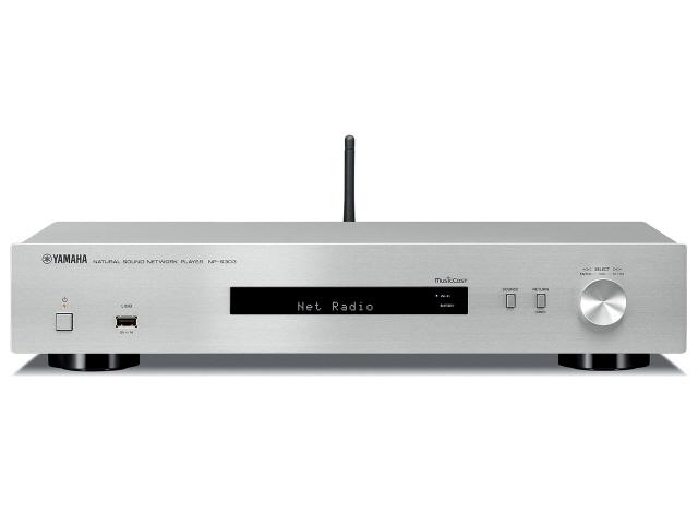 ヤマハ オーディオ機器 NP-S303(S) [シルバー] [消費電力:12W 幅x高さx奥行:435x87x289mm] 【】 【人気】 【売れ筋】【価格】