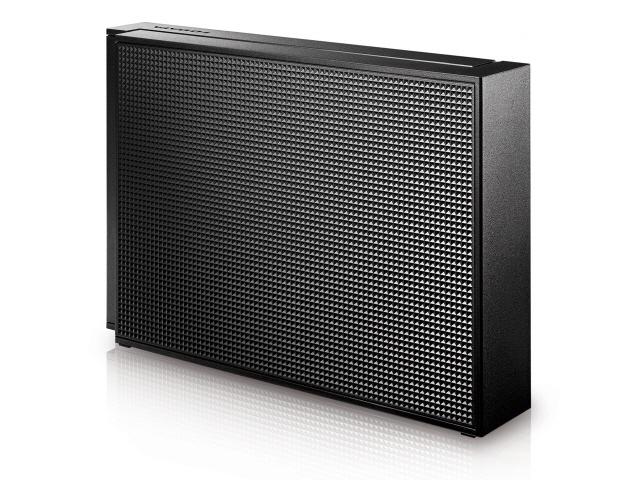 【キャッシュレス 5% 還元】 IODATA 外付け ハードディスク EX-HD6CZ [ブラック] [容量:6TB インターフェース:USB3.1 Gen1(USB3.0)] 【】 【人気】 【売れ筋】【価格】