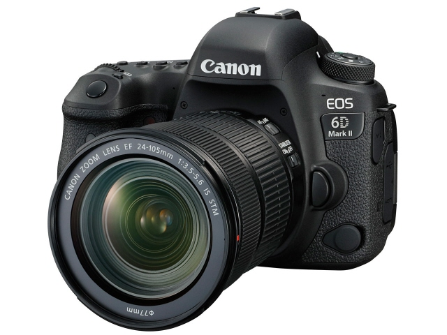 【キャッシュレス 5% 還元】 CANON デジタル一眼カメラ EOS 6D Mark II EF24-105 IS STM レンズキット 【】 【人気】 【売れ筋】【価格】