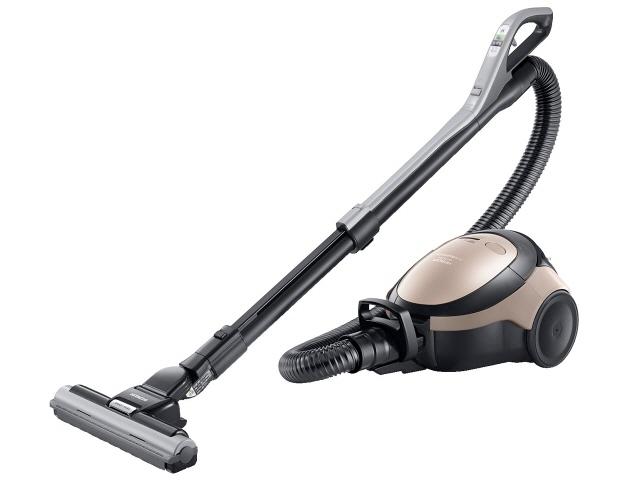 日立 掃除機 かるパック CV-PE300(N) [シャンパンゴールド] [タイプ:キャニスター 集じん容積:1.7L 吸込仕事率:680W] 【】 【人気】 【売れ筋】【価格】
