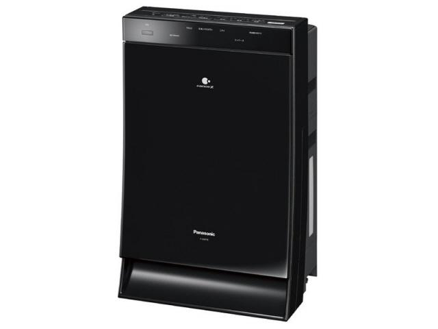 パナソニック 空気清浄機 F-VXP70-K [ブラック] [タイプ:加湿空気清浄機 フィルター種類:HEPA 最大適用床面積:31畳 フィルター寿命:10年 PM2.5対応:○] 【】 【人気】 【売れ筋】【価格】【半端ないって】