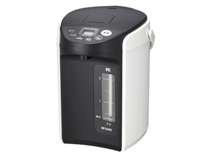 【キャッシュレス 5% 還元】 タイガー魔法瓶 電気ポット VE電気まほうびん とく子さん PIQ-A300 [タイプ:電気ポット 出湯方式:電動式 重さ:2.7kg] 【】 【人気】 【売れ筋】【価格】