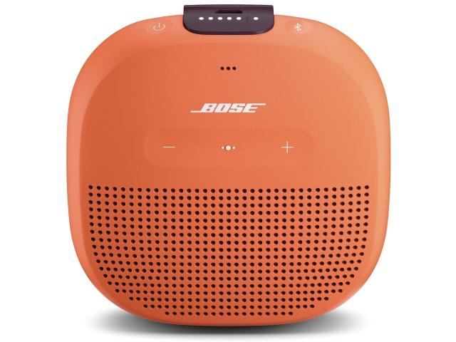 Bose Bluetoothスピーカー SoundLink Micro Bluetooth speaker [ブライトオレンジ] [Bluetooth:○ 駆動時間:連続再生:最大6時間] 【】 【人気】 【売れ筋】【価格】【半端ないって】