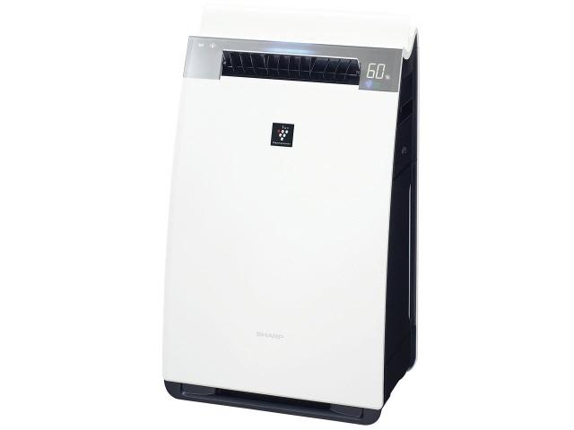 【代引不可】シャープ 空気清浄機 KI-HX75 [タイプ:加湿空気清浄機 フィルター種類:HEPA 最大適用床面積:34畳 フィルター寿命:10年 PM2.5対応:○] 【】【人気】【売れ筋】【価格】