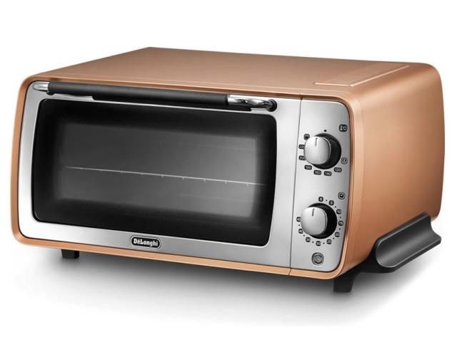デロンギ トースター ディスティンタコレクション EOI407J-CP [Style Copper] [タイプ:オーブン 同時トースト数:4枚 消費電力:1200W] 【】 【人気】 【売れ筋】【価格】