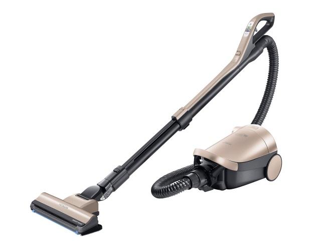【キャッシュレス 5% 還元】 日立 掃除機 かるパック CV-PE700(N) [シャンパンゴールド] [タイプ:キャニスター 集じん容積:1.3L 吸込仕事率:370W] 【】 【人気】 【売れ筋】【価格】