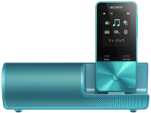 SONY MP3プレーヤー NW-S313K (L) [4GB ブルー] [記憶媒体:フラッシュメモリ 記憶容量:4GB 再生時間:52時間 インターフェイス:USB2.0/Bluetooth] 【】 【人気】 【売れ筋】【価格】【半端ないって】