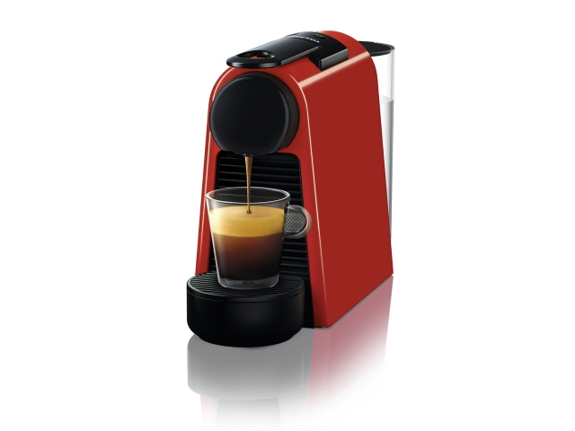 ネスレ コーヒーメーカー NESPRESSO Essenza Mini D30 [ルビーレッド] 【】 【人気】 【売れ筋】【価格】【半端ないって】