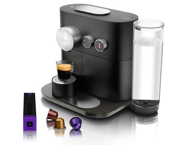 【キャッシュレス 5% 還元】 ネスレ コーヒーメーカー NESPRESSO EXPERT C80BK [ブラック] 【】 【人気】 【売れ筋】【価格】