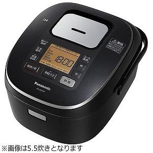パナソニック 炊飯器 SR-HB187-K [ブラック] 【】 【人気】 【売れ筋】【価格】【半端ないって】