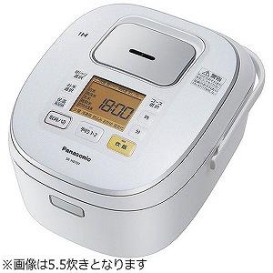 パナソニック 炊飯器 SR-HB187-W [ホワイト] 【】 【人気】 【売れ筋】【価格】【半端ないって】