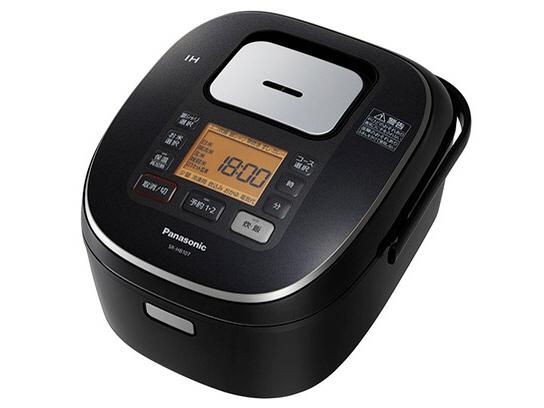 パナソニック 炊飯器 SR-HB107-K [ブラック] 【】 【人気】 【売れ筋】【価格】【半端ないって】