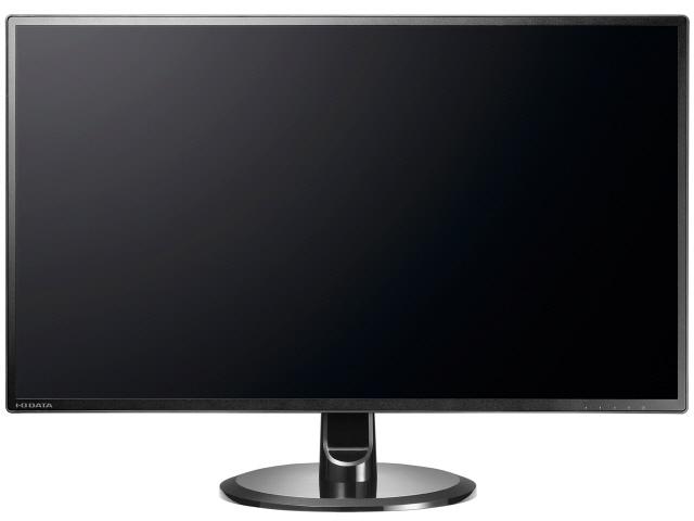 IODATA 液晶モニタ・液晶ディスプレイ LCD-MQ271XDB [27インチ ブラック] [モニタサイズ:27インチ モニタタイプ:ワイド 解像度(規格):WQHD(2560x1440) 入力端子:HDMIx3/DisplayPortx1]