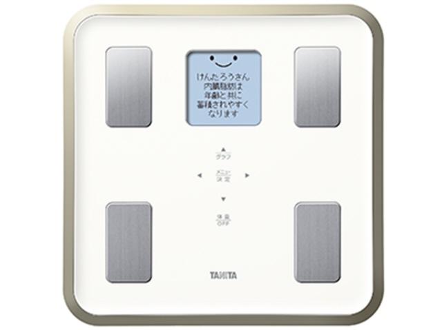 【キャッシュレス 5% 還元】 タニタ 体脂肪計・体重計 BC-810 [ホワイト] [タイプ:体組成計 測定部位:足裏 サイズ:300x38x300mm 重量:1500g] 【】 【人気】 【売れ筋】【価格】