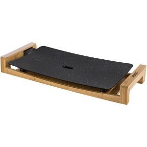プリンセス ホットプレート Table Grill Stone 103031 [ブラック] [タイプ:ホットプレート 形状:長方形 サイズ:614x70x222mm 重量:3.4kg] 【】【人気】【売れ筋】【価格】