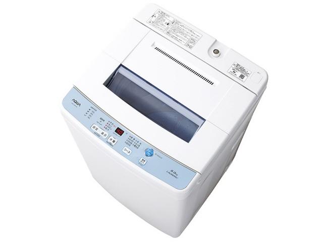 【代引不可】AQUA 洗濯機 AQW-S60F [洗濯機スタイル:簡易乾燥機能付洗濯機 開閉タイプ:上開き 洗濯容量:6kg] 【】 【人気】 【売れ筋】【価格】【半端ないって】