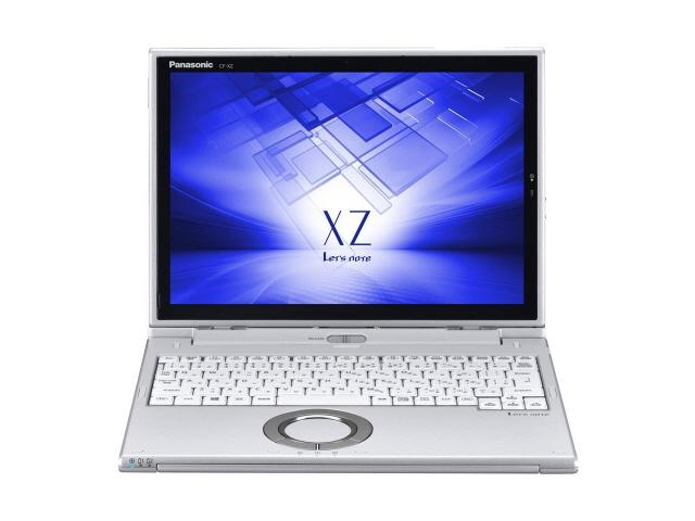 パナソニック ノートパソコン Let's note XZ6 CF-XZ6PFKQR SIMフリー [OS種類:Windows 10 Pro 64bit 画面サイズ:12インチ CPU:Core i5 7200U/2.5GHz 記憶容量:256GB] 【】 【人気】 【売れ筋】【価格】【半端ないって】
