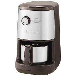 ビタントニオ コーヒーメーカー VCD-200-B [ブラウン] [容量:4杯 フィルター:メッシュフィルター コーヒー:○] 【】【人気】【売れ筋】【価格】