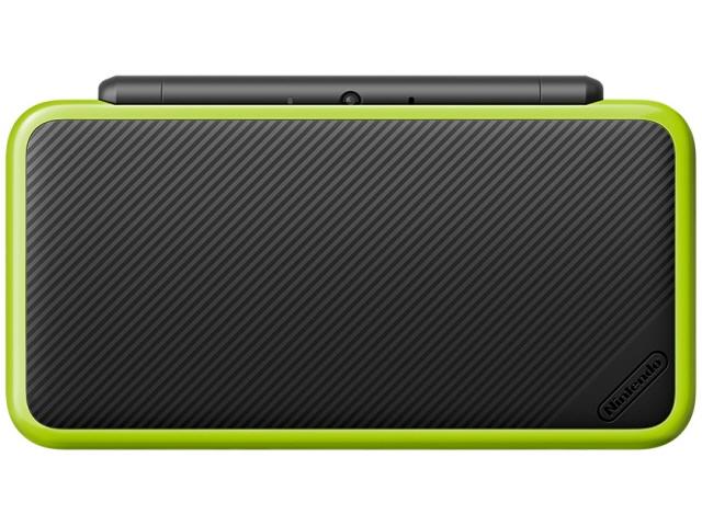 任天堂 ゲーム機 Newニンテンドー2DS LL [ブラック×ライム] 【】 【人気】 【売れ筋】【価格】【半端ないって】
