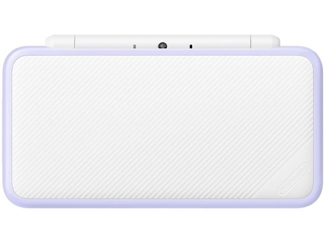 任天堂 ゲーム機 Newニンテンドー2DS LL [ホワイト×ラベンダー]